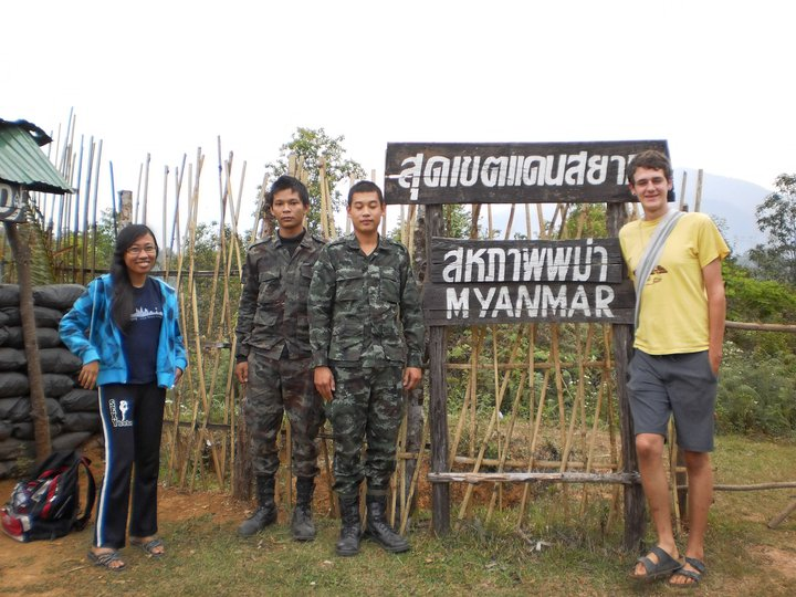 grasya in the thai-burma border