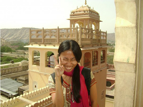 Flashback: My days in India