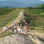 My memories of Taal Volcano and the lake within a lake