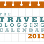Travel Blog Calendar