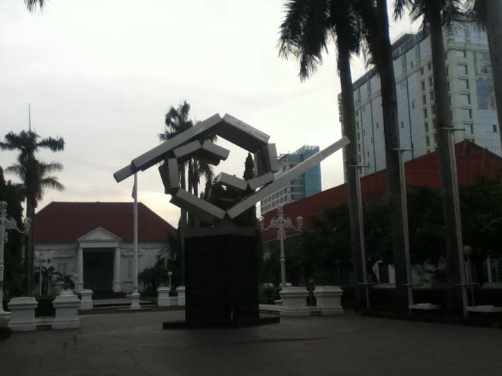 Memories of my travels in Jakarta, Indonesia