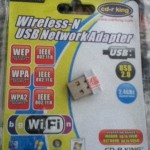 Featured Gadget: Wireless-n usb network adapter
