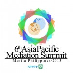 6th Asia Pacific Mediation Summit: Mediation in a Globalizing World