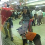 Travel Story Series 1: Deaf lady from Japan travels with her dog
