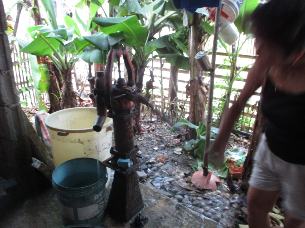 water pump in the philippines
