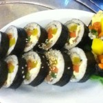 How to make your own Korean Kimbap or Japanese Sushi