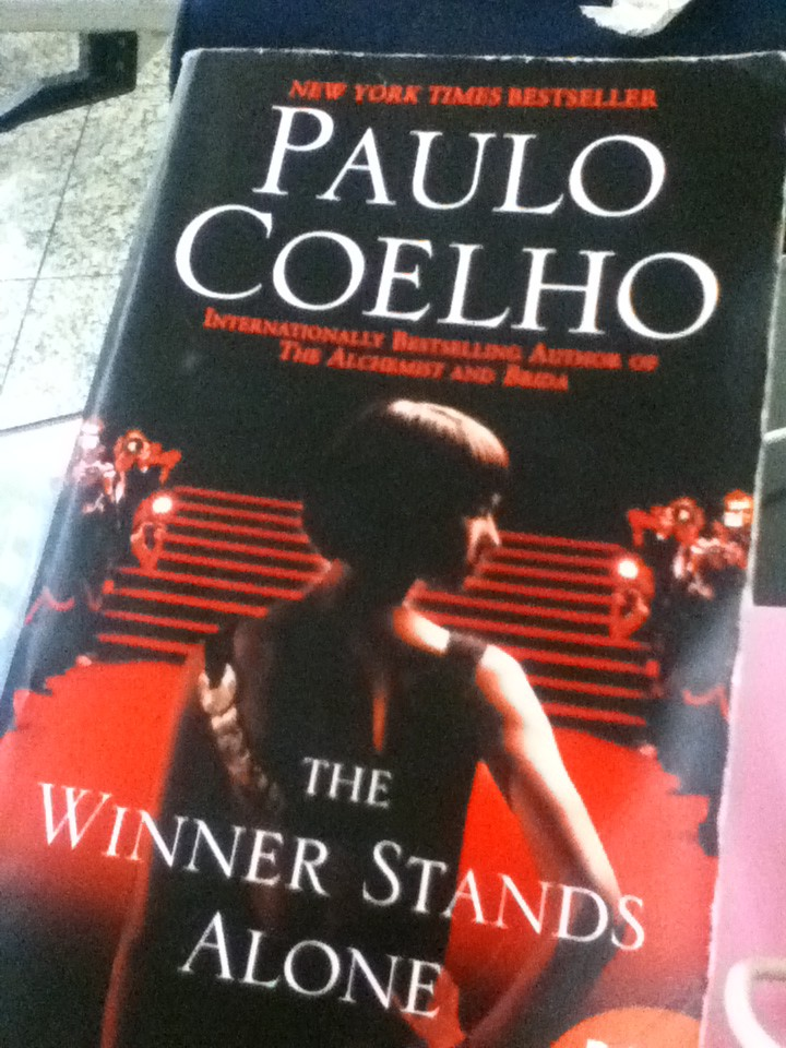 book review - the winner stands alone