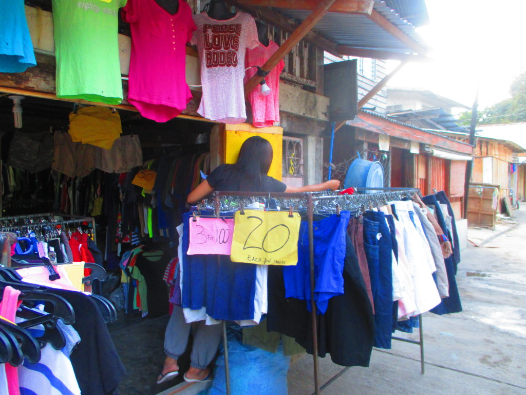 cheap finds in El Nido