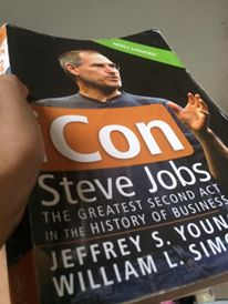 Book Review: iCon – Steve Jobs: The Greatest Second Act in the History of Business
