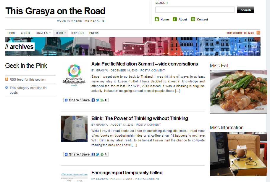 Wordpress Theme review: The Morning After by Woo Themes