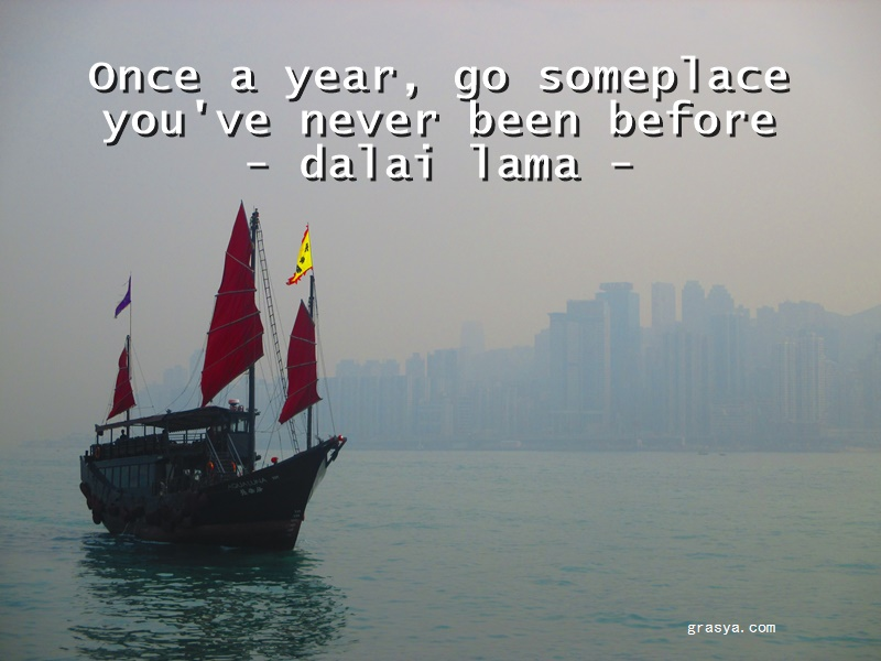 10 Life and Travel Quotes part 3 - This Grasya